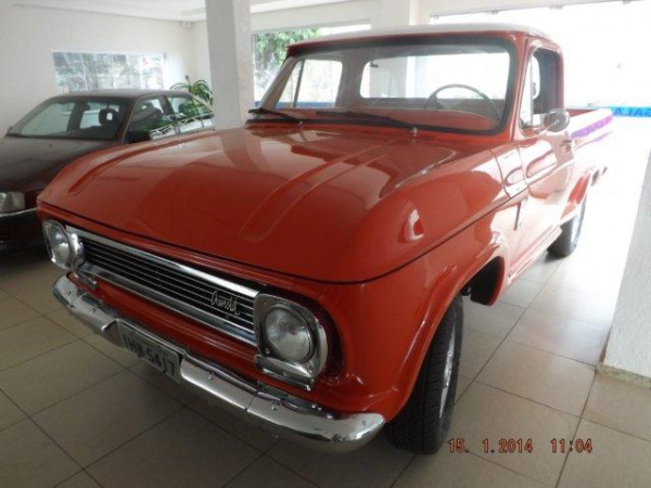 Automóvel - Chevrolet C-14